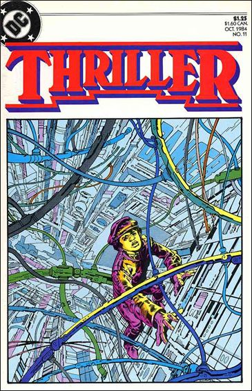 Thriller 11-A by DC