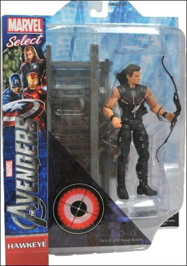 Marvel Select Avengers Hawkeye by Diamond Select
