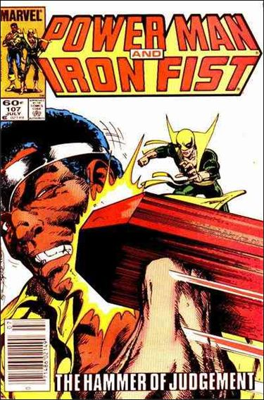 Power Man and Iron Fist (1978) 107-A by Marvel
