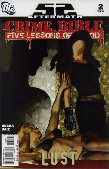 Crime Bible: The Five Lessons 2-A by DC