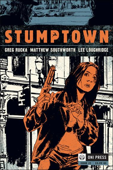 Stumptown (2009) 1-A by Oni Press