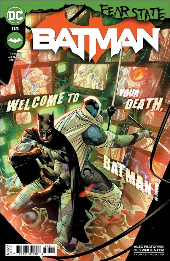 Batman (2016) 113-A by DC