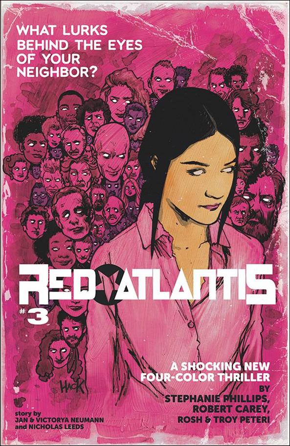 Red Atlantis 3-A by AfterShock