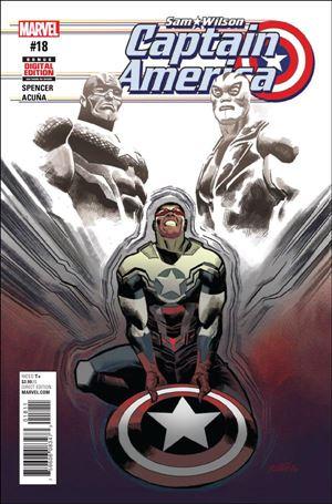 Captain America: Sam Wilson 18-A