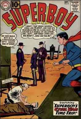 Superboy (1949) 91-A by DC