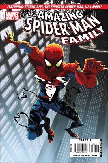 Amazing Spider-Man Family 8-A by Marvel