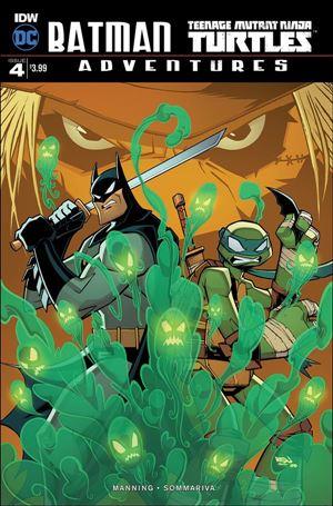 Batman/Teenage Mutant Ninja Turtles Adventures 4-A