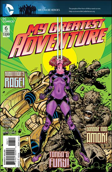 My Greatest Adventure (2011) 6-A by DC