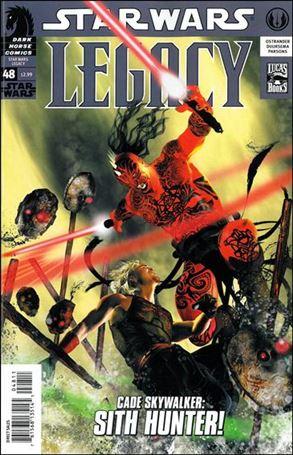 Star Wars: Legacy (2006) 48-A