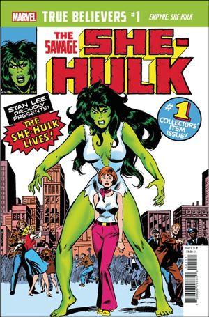 Savage She-Hulk 1-B