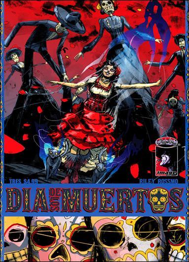 Dia de los Muertos 3-A by Image