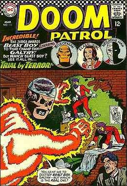 Doom Patrol (1964) 110-A by DC