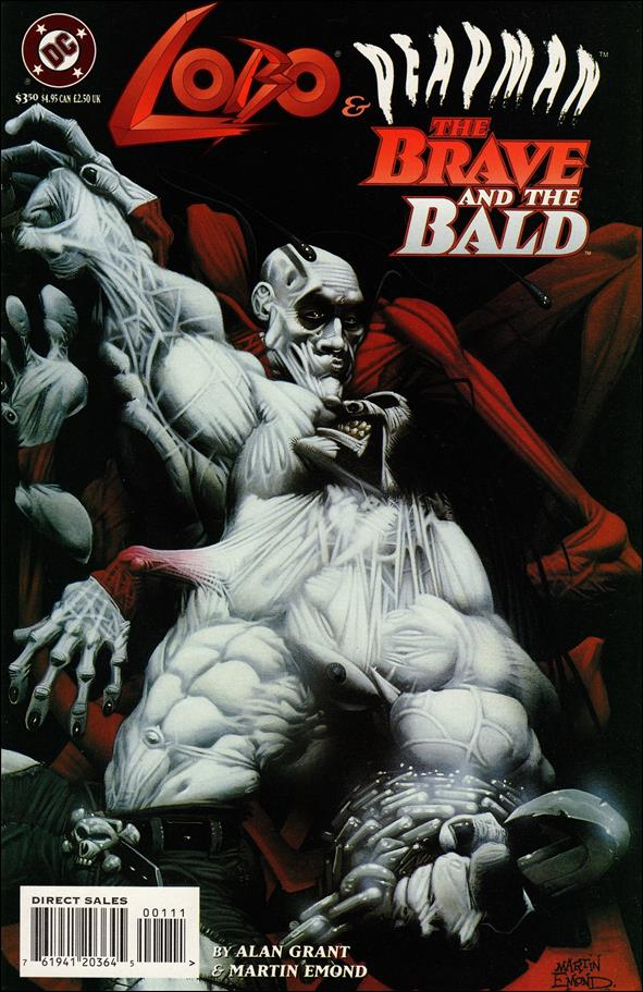 Lobo/Deadman: The Brave and the Bald 1-A by DC