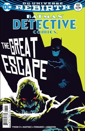 Detective Comics (1937) 937-B