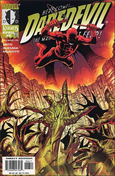 Daredevil (1998) 6-A by Marvel