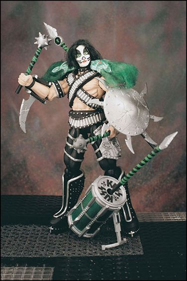 Kiss (Series 1) Peter Criss by McFarlane Toys
