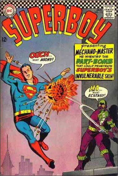Superboy (1949) 135-A by DC