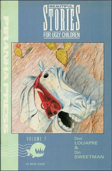 Beautiful Stories for Ugly Children 7-A by Piranha Press