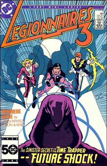 Legionnaires Three 1-A by DC
