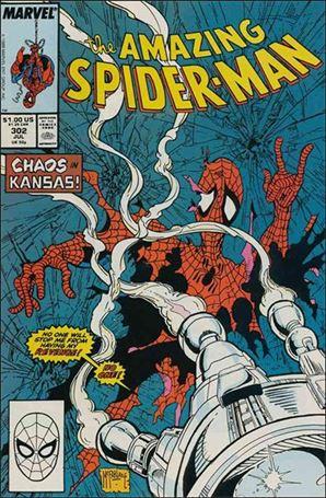 Amazing Spider-Man (1963) 302-A