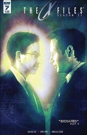 X-Files: Season 11 7-A