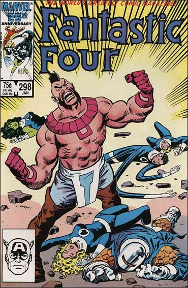 Fantastic Four (1961) 298-A by Marvel