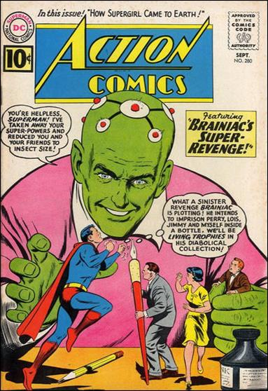 Action Comics (1938) 280-A by DC