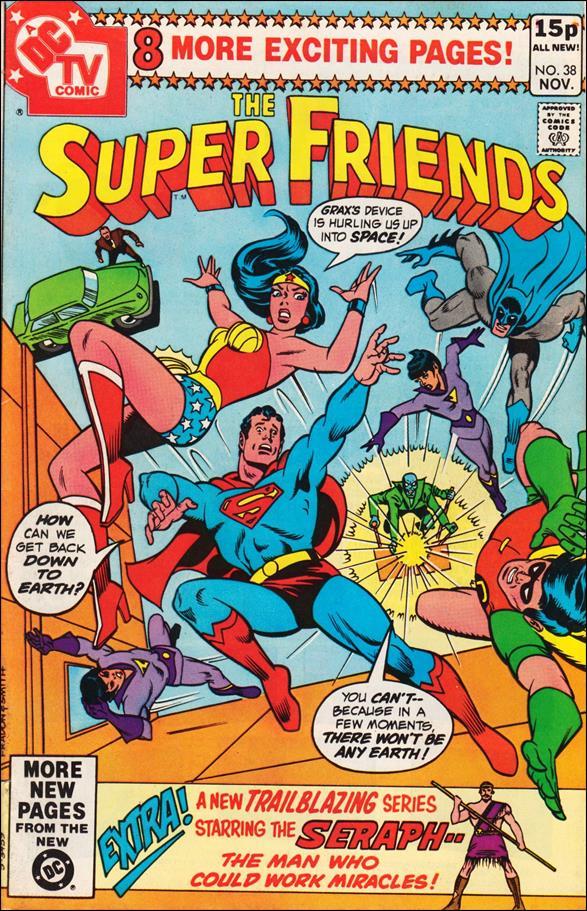 Super Friends (1976) 38-B by DC
