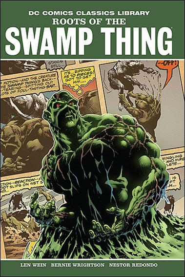 DC Comics Classics Library: Roots of the Swamp Thing 1-A by DC