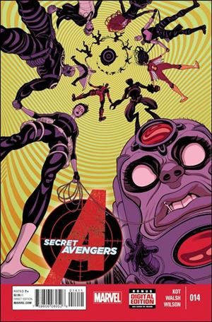 Secret Avengers (2014) 14-A