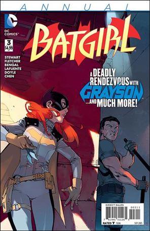 Batgirl Annual (2012) 3-A