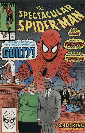Spectacular Spider-Man (1976) 150-A by Marvel