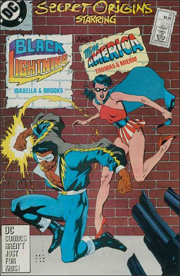 Secret Origins (1986) 26-A by DC