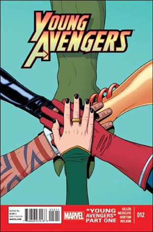 Young Avengers (2013) 12-A