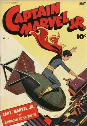 Captain Marvel Jr. 19-A