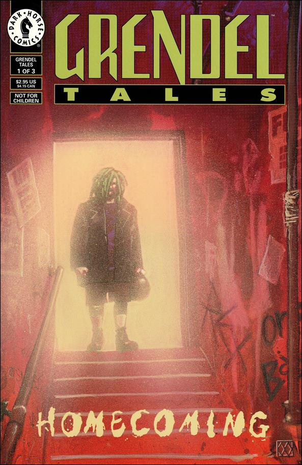Grendel Tales: Homecoming 1-A by Dark Horse