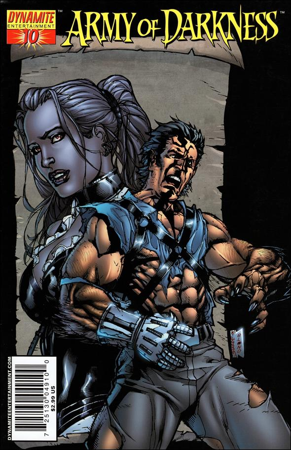 Army of Darkness (2006) 10-C by Dynamite Entertainment