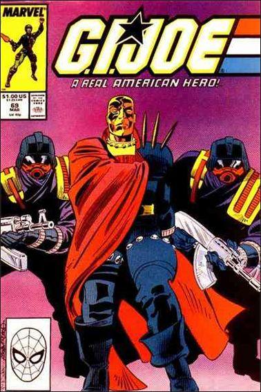 G.I. Joe: A Real American Hero 69-A by IDW