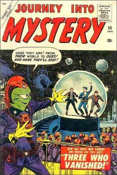 Journey into Mystery (1952) 50-A by Marvel