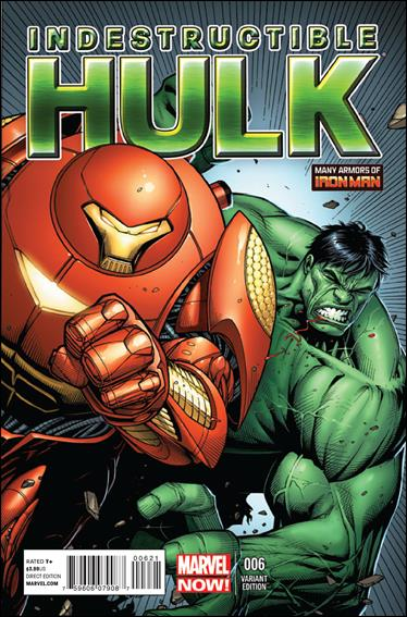 Indestructible Hulk 6-B by Marvel