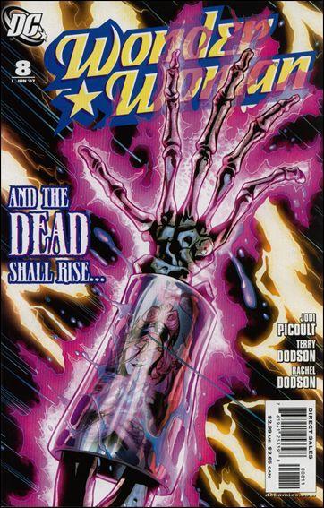 Wonder Woman (2006) 8-A by DC