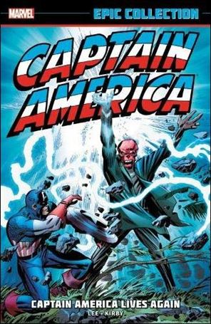 Captain America: Epic Collection 1-B