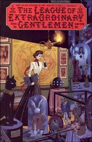 League of Extraordinary Gentlemen (2002) 3-A