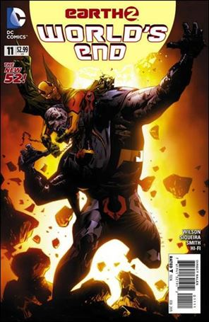 Earth 2: World's End 11-A