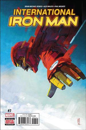 International Iron Man 7-A
