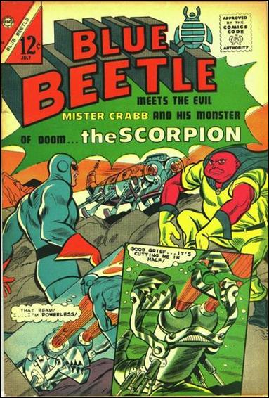 Blue Beetle (1965) 50-A by Charlton