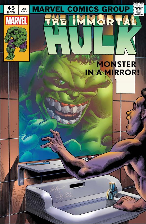 Immortal Hulk 45-B by Marvel