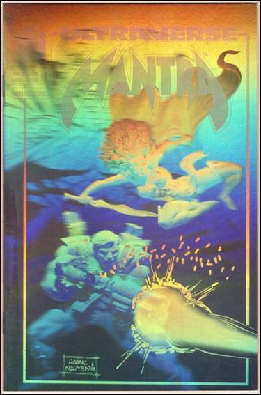 Mantra (1993) 1-F by Malibu