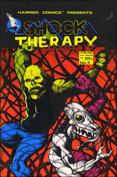 Shock Therapy (UK) 6-A by Harrier Comics