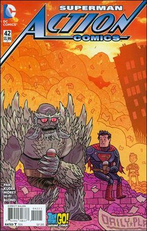 Action Comics (2011) 42-B